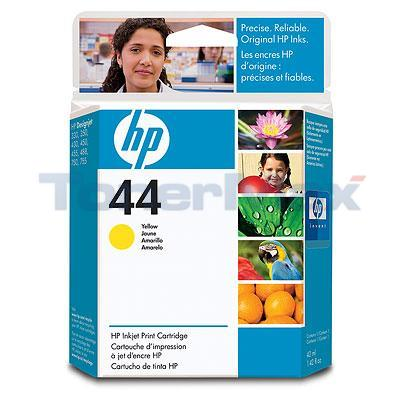 HP DESIGNJET 430 450 750 INKJET YELLOW 42ML